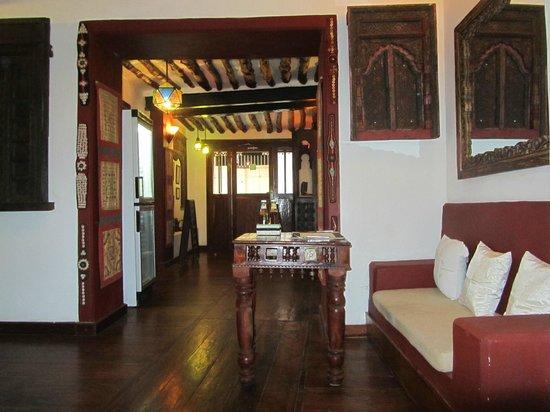 Jafferji House & Spa : Slow but splendid