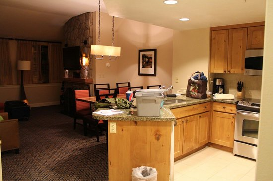 One Bedroom King Bed Villa Picture Of Marriott 39 S Timber Lodge South Lake Tahoe Tripadvisor