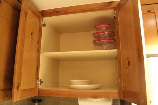 Marriott's Timber Lodge: Kitchen in one bedroom villa