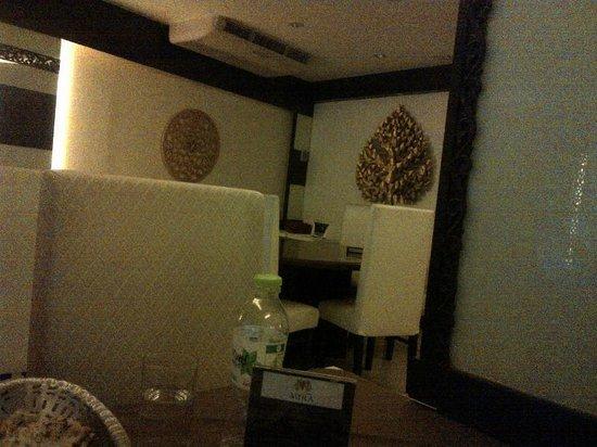 Myra Restaurant: The Restaurant