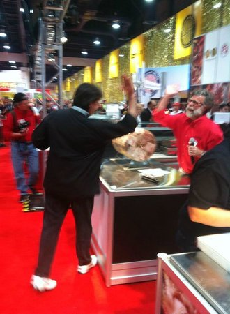 Pizza Bizzar at International Pizza Challenge/Pizza Expo 2014