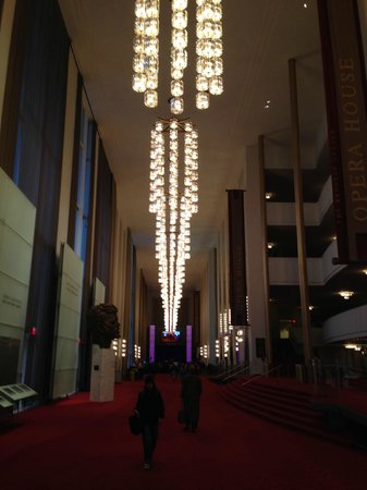 John F. Kennedy Center for the Performing Arts: John F. Kennedy Center