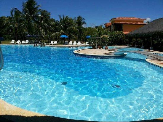 Costa Brasilis Resort: Piscina!!!