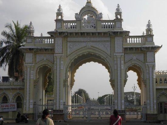 Royal Mysore Walks: Snap taken during the Elements Tour