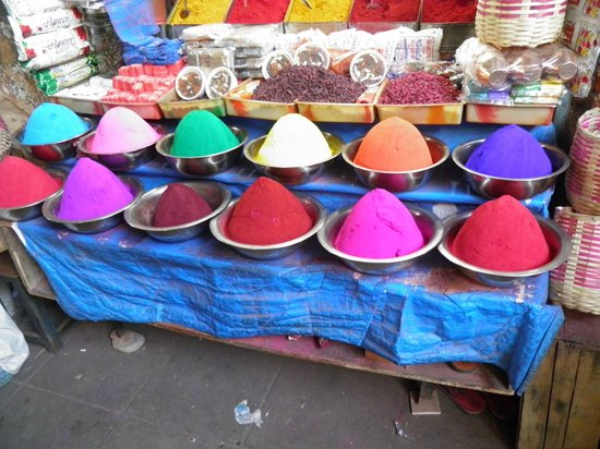 Royal Mysore Walks: A stall at the Mysore Walk