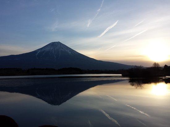 Guest House Tokiwa : 田貫湖と富士山送迎あり