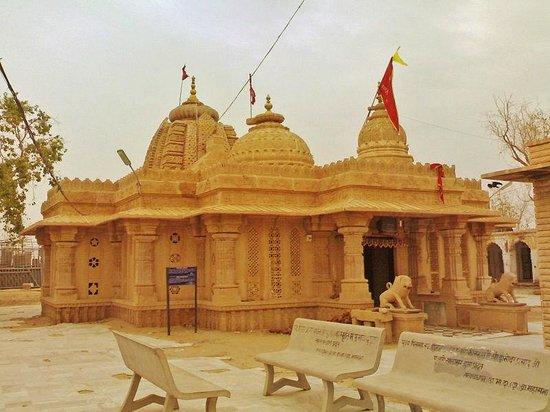 Nagaur, India: Dadhimati Mata Temple, Rajasthan