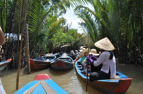 Asia Tour Advisor: Mekong River boating