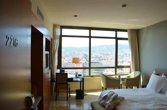 Gran Hotel Torre Catalunya: Camera
