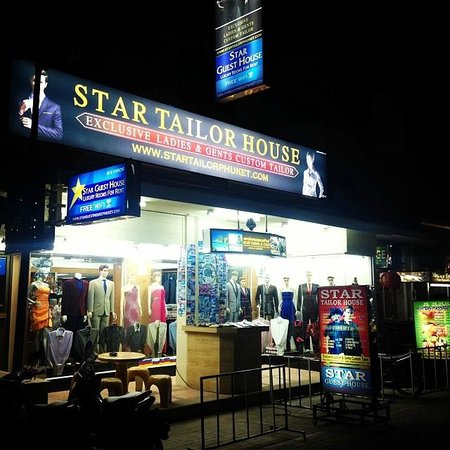 Star Tailor House