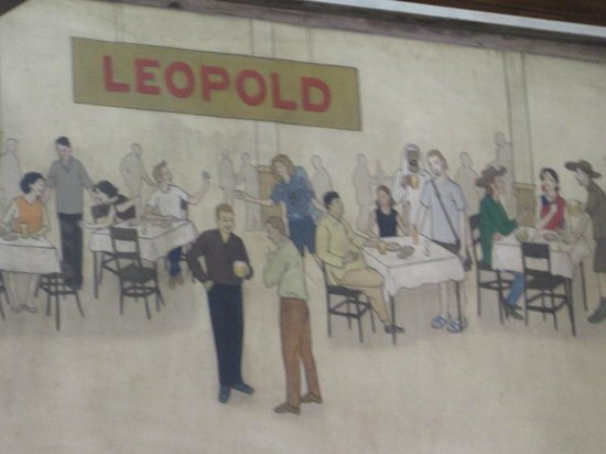 Leopold Cafe and Bar : FEB2014