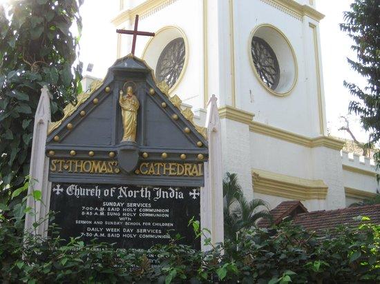 St. Thomas Cathedral Mumbai: FEB2014