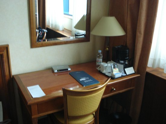 Panorama Zagreb Hotel: My Room