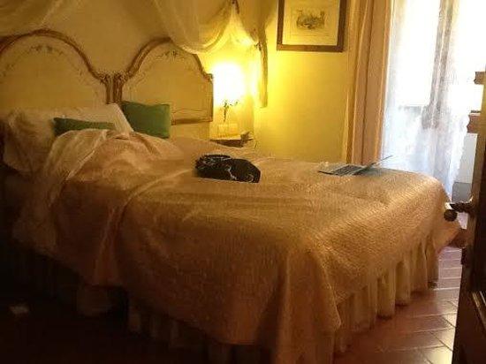 Relais Cavalcanti: room