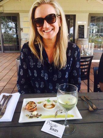 Hunter Private Tours: Fine Dining, fine tasting & fine company.