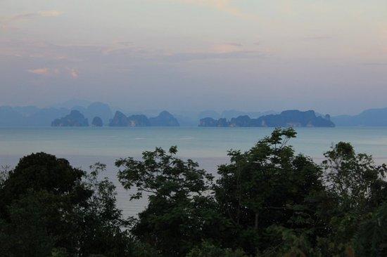 Esmeralda View Resort: view point