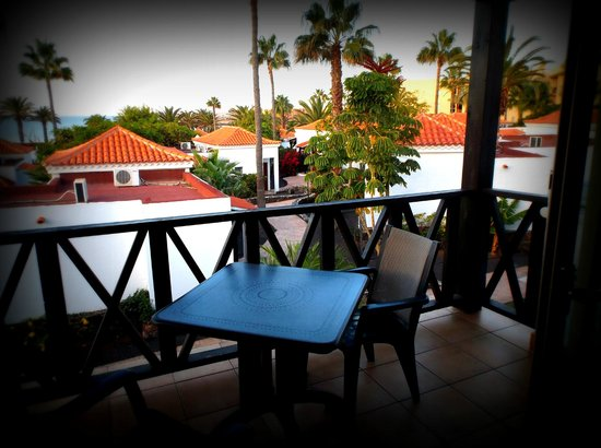 Barcelo Castillo Beach Resort: view from the balcony room 331