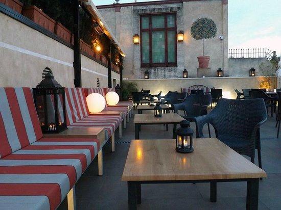 Terraza Picture Of Hotel Dona Maria Seville Tripadvisor