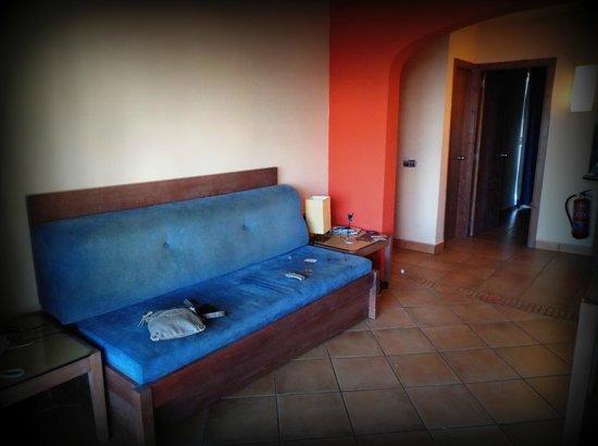 Barcelo Castillo Beach Resort: lounge