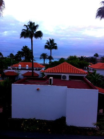 Barcelo Castillo Beach Resort : view from balcony room 331