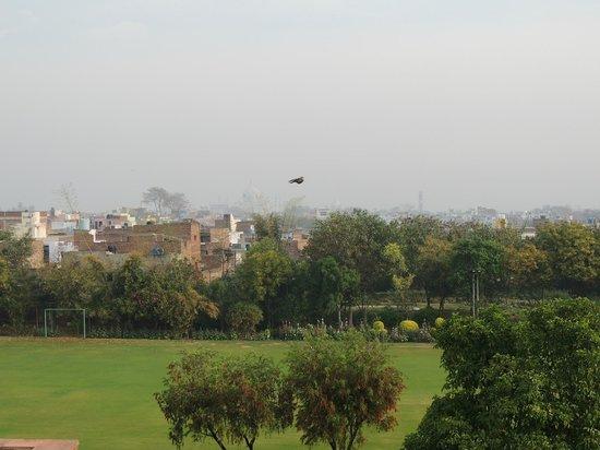 ITC Mughal, Agra: 市内を眺める