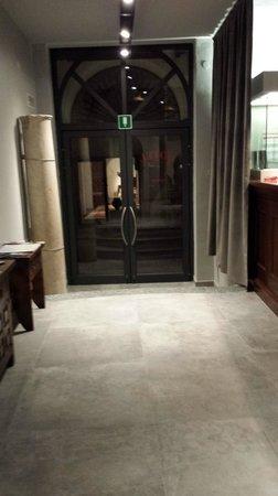Hotel Dei Gonzaga : Ingresso