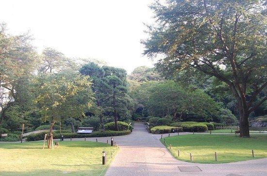 Grand Prince Hotel Takanawa: Gardens