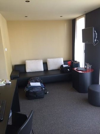 Axel Hotel Berlin: Suite