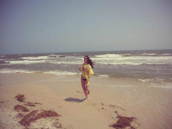 JAZ Tour Khalef Thalasso & Spa : Шикарный пляж