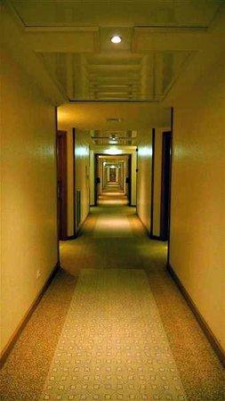 Real Marina Hotel & Spa : Pasillo