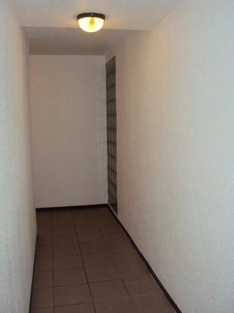 La Pergola : Couloirs résidence