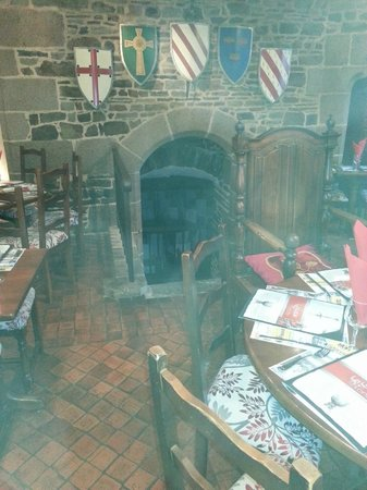 La Table Ronde Dol de Bretagne : ambiance