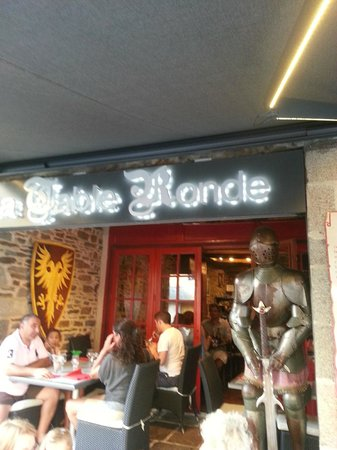 La Table Ronde Dol de Bretagne : deventure 2