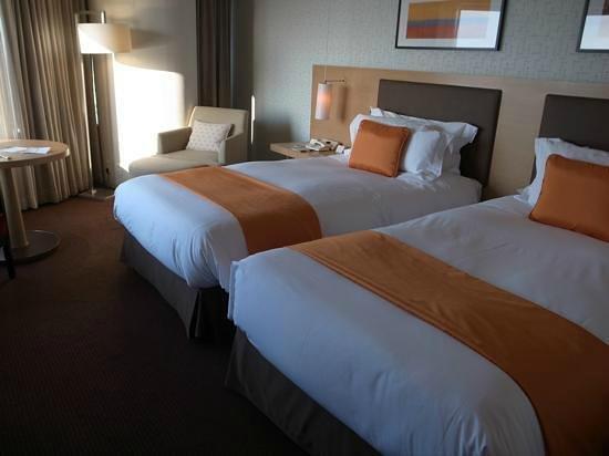 Yokohama Royal Park Hotel: ベッド