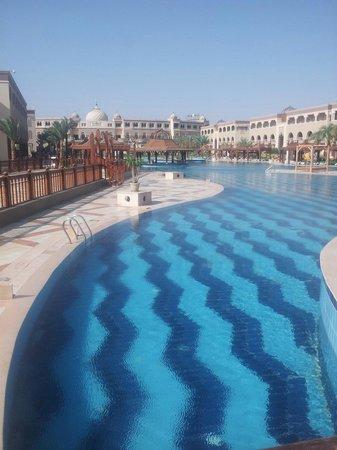SENTIDO Mamlouk Palace Resort : Beautiful pool