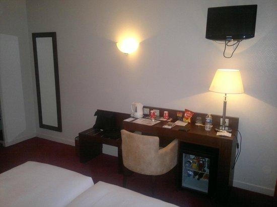 Hotel Alixia : Camera