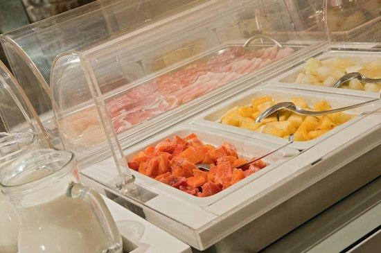 Hotel Brunelleschi : Buffet Breakfast