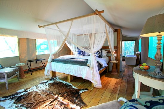 Luxury tented suites picture of fathala wildlife reserve for Interno 7 luxury rooms tripadvisor