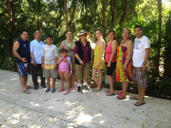 Sandos Playacar Beach Resort : sandos caracol