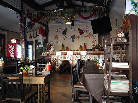 Thong Ta Resort: 朝食はここで