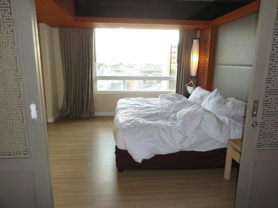 Centra Central Station Hotel Bangkok: ベッドルーム