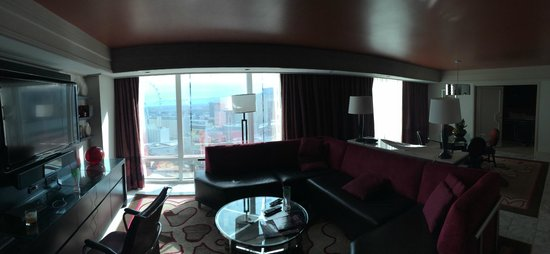The Mirage Hotel & Casino: Tower Suite
