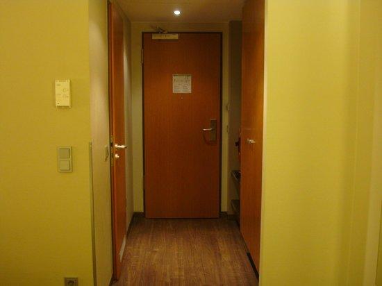 BEST WESTERN PREMIER IB Hotel Friedberger Warte: Entrata