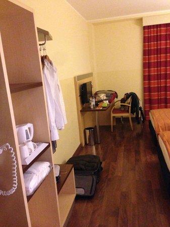 Holiday Inn Express Milan-Malpensa Airport: camera