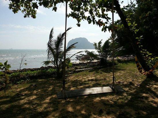 Esmeralda View Resort: sound of wave
