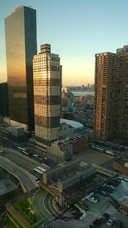 Distrikt Hotel New York City : На Гудзон