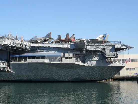 USS Midway Museum: Uss MIdway