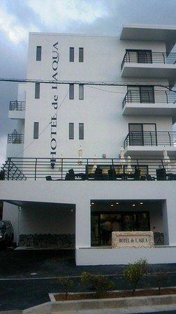 Hotel de L'aqua: 外観