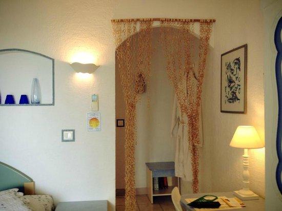 Hotel Cap Riviera: La chambre