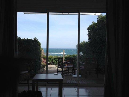 Hotel Cap Riviera: Superbe vue mer